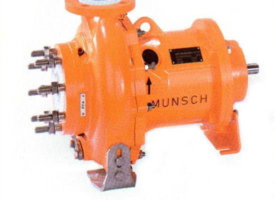 耐腐蚀磁力驱动泵(MPC磁力驱动泵)