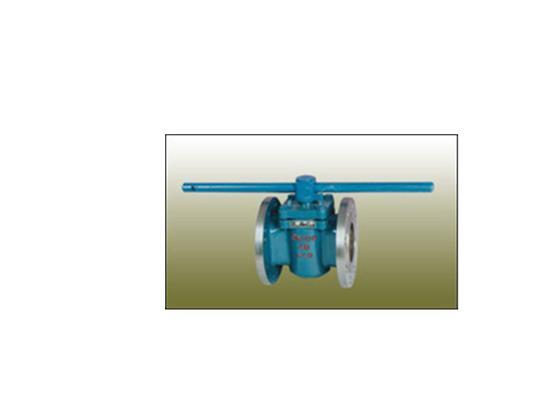 德標襯套式旋塞閥(WTX43F)