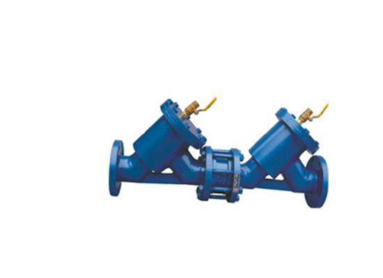 防污隔断阀(HB41-16普通型)