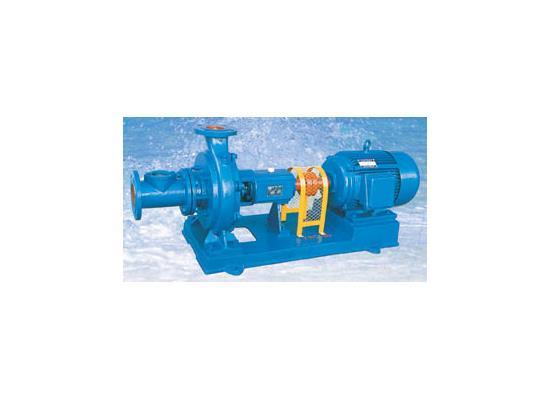 新型无堵塞纸浆泵(XWJ)