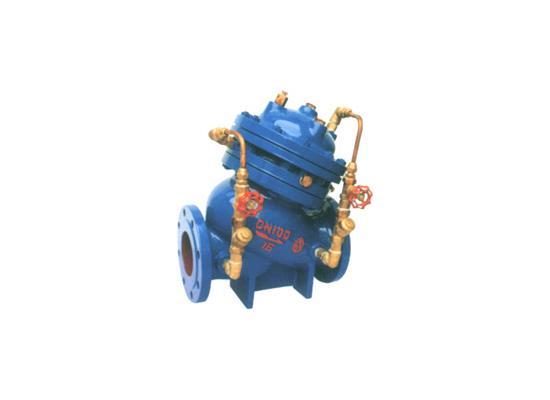 多功能水泵控制阀(ZJD745X)