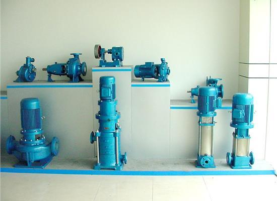 立式多级泵(AV、DL型)