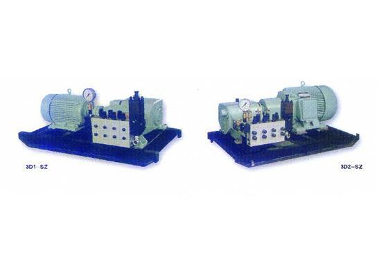 高压柱塞泵(3D1-SZ)