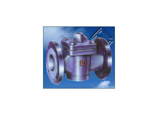 襯氟旋塞閥  (X43F46-10)
