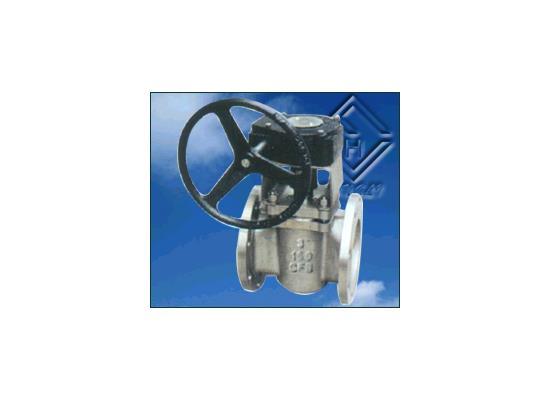 蝸輪旋塞閥  (X343F46-10)