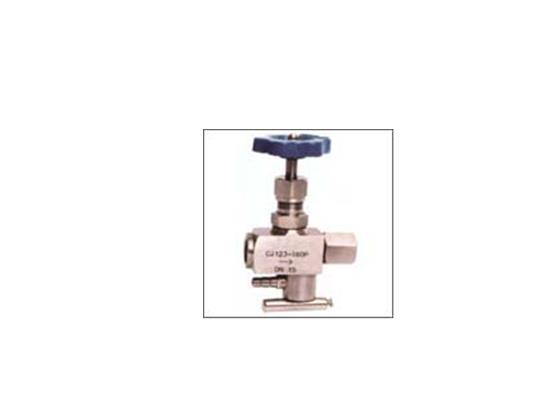 針型閥(cj123多功能型)