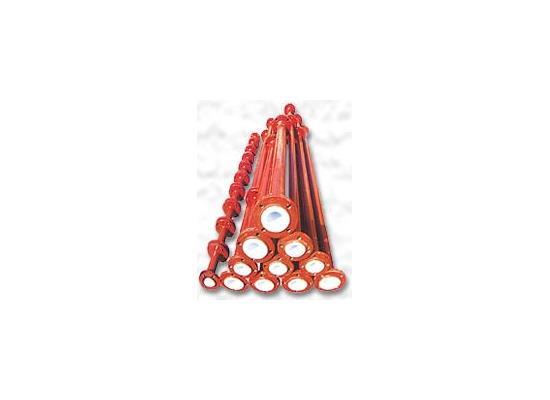 钢衬F4、F46管及管配件系列(Dg25一Dg300)