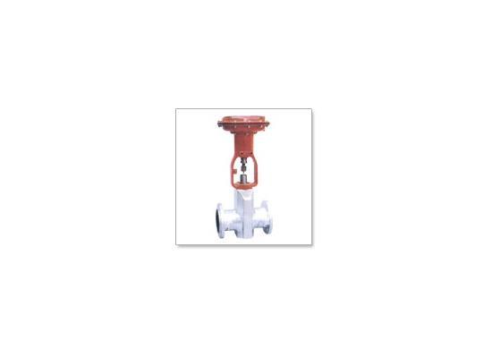 氣動管夾閥(L160-950)