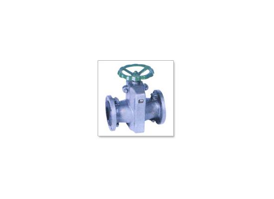 鑄鐵管夾閥(L-160-950)