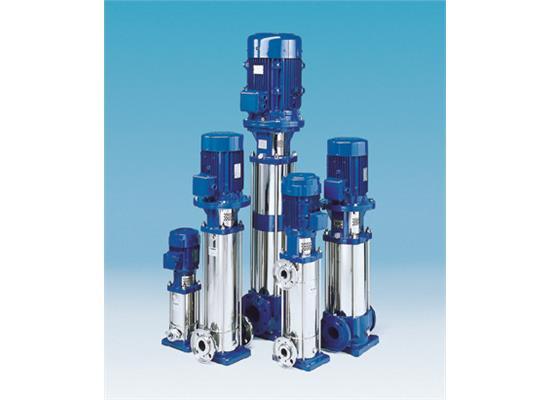 LOWARA-SV不銹鋼立式多級泵(全系列)