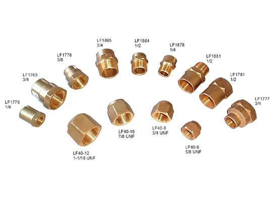 黄铜管接 Brass pipe join(LF601)