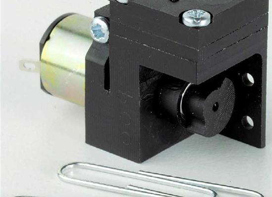 嘉仕达GAST无油微型空压机/真空泵(2D/3D/5D/10D/15D/22D/8R)