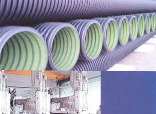 HDPE大口徑雙壁波紋管(DN225-800)