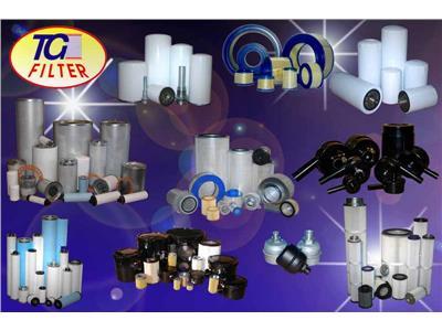 TG FILTER 工业滤清器及阀(多种多样)