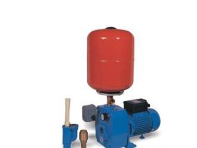 双叶轮深井泵(DP)