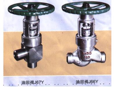 油田阀(J66Y)