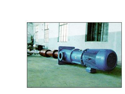 LC型立式长轴流泵(LC型立式长轴流泵)