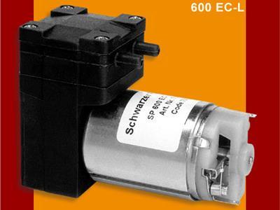 微型真空泵,无油压缩机和微型液泵(SP600EC)