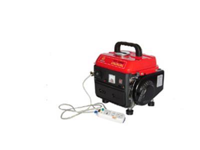 供應汽油發電機組(WT-1000/3000)