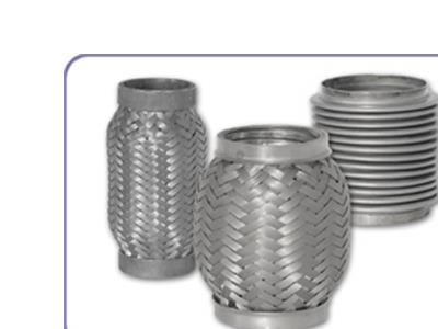 多边形伸缩金属软管(DN6—DN600mm)
