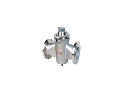 二通不锈钢旋塞阀 (X43W-1.0P/R/C)