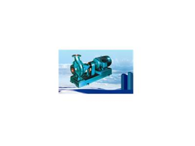 IR型单级单吸热水泵 (IR50-32-125)