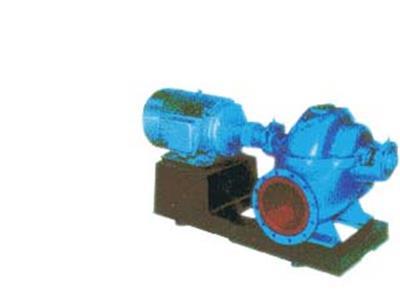 SJ型低脉冲纸浆泵(DN150~DN800)