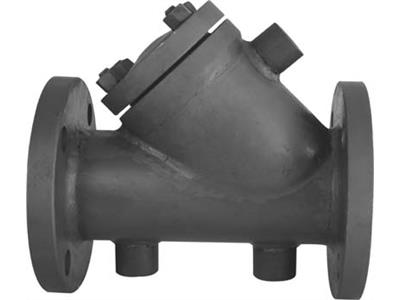 Y型保温过滤器.上下展式保温放料阀-阀门(BSG41H/W.)