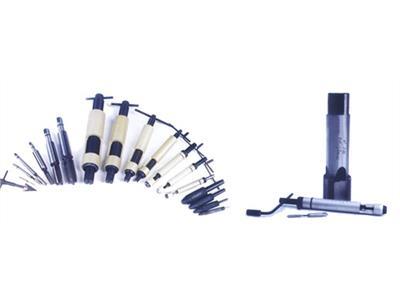 高品质钢丝螺套辅助工具(齐全)
