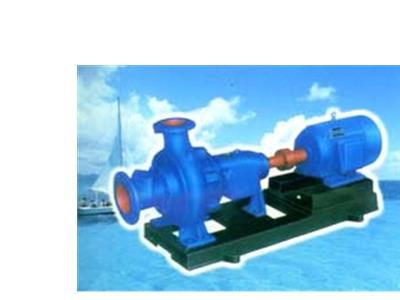 TWZB型无堵塞纸浆泵(各种型号)