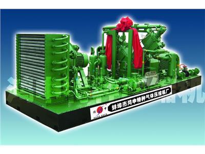 天然气压缩机(V-1.52/10-250)