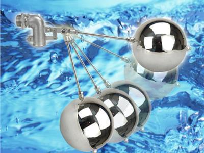 不銹鋼浮球閥(不銹鋼浮球閥-雙扛桿式一)