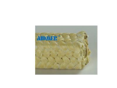 純黃色芳綸盤根(76-026)