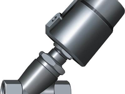 ESG气控角座阀(DN10-DN50)