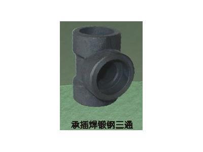 内螺纹锻钢三通 高压管件  接头 弯头(DN10-100)