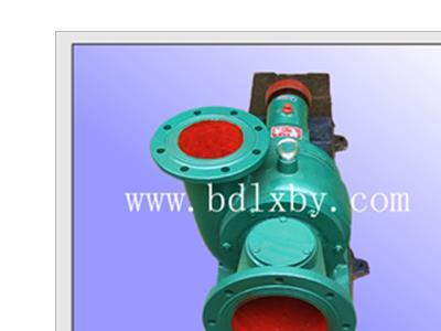 大流量低揚程無堵塞紙漿泵(150LXL-130-5)