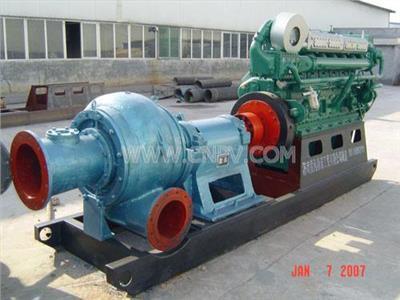 EPN船路两用泥浆泵(EPN)