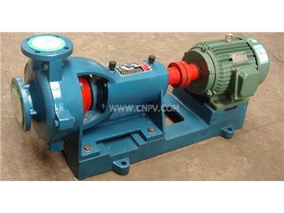 耐磨耐腐泵衬胶泵脱硫泵污水泵(80KFJ-38)