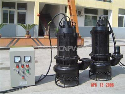 潜水抽砂泵(NSQ)