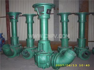 6寸抽沙泵,8寸抽沙泵,立式泥沙泵(PNS)