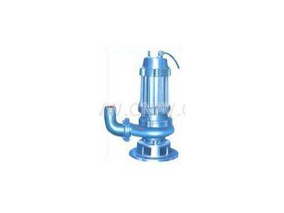 WQ、QW泥浆潜污水泵(WQ、QW)
