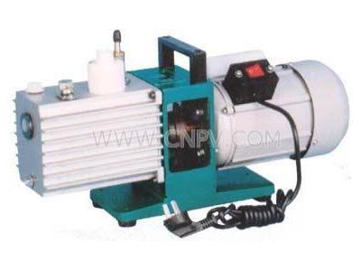 2XZ雙級旋片式真空泵(2XZ雙級旋片式真空泵)