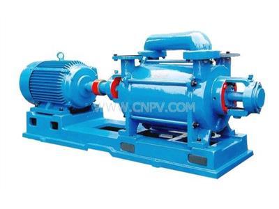 2SK型雙級水環式真空泵(2SK型雙級水環式真空泵)