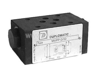 叠加式单向阀,液压锁,先导式单向阀(MVPP-CHM7-MVR)