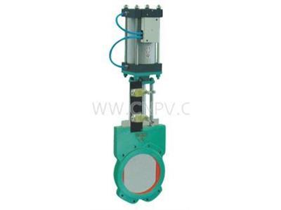 气动浆液阀(Z673X)