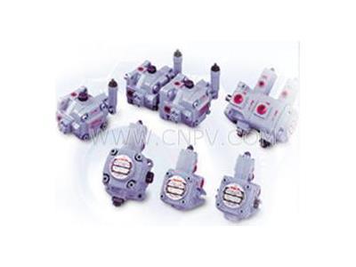 台湾安颂ANSON液压油泵,安颂叶片泵(PVF-40-35-20、PVF-40-)