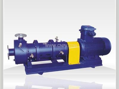 CQB-G高温磁力驱动离心泵(CQB-G)