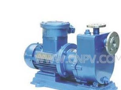 ZCQ型自吸式磁力驱动泵(ZCQ50-40-160)