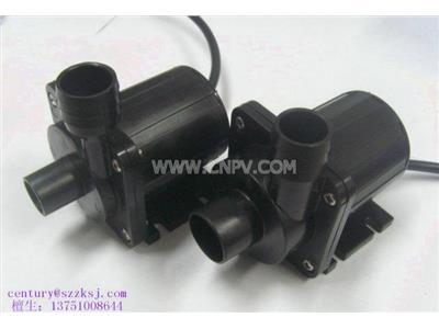 无刷直流水泵(DC30/DC40/DC50)