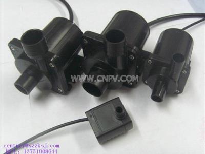 热水循环泵(DC30/DC40/DC50)